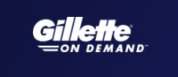 gillette on demand coupon code