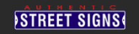 authentic street signs coupon code