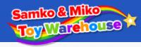 samko and miko toy warehouse promo code
