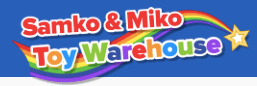 samko and miko toy warehouse promo code
