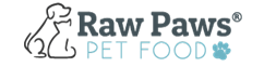 raw paws pet food coupon code
