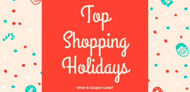 Top Shopping Holidays